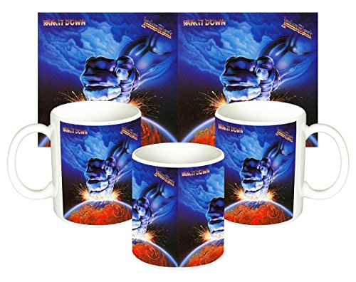 Judas Priest Ram It Down Tasse Mug