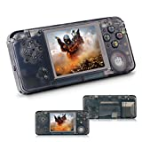 """Rongyuxuan Handheld Game Console, Portable Video Game 3"""" TFT Screen Classic Handheld Video"""