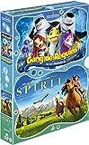 Gang de requins / Spirit, l'étalon des plaines - Coffret 2 DVD