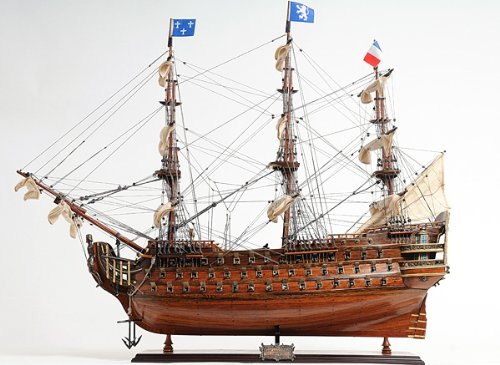 Nordhavn Royal Louis 1780 - Maqueta de Barco de Vela (Madera)