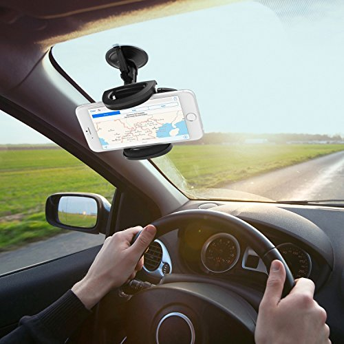 AUKEY Handyhalterung Auto HD-C4S - 4