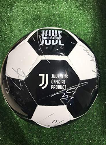 Pallone Ufficiale Autografato F.C. Juve Juventus 2019/2020