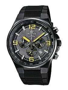 Reloj Casio EFR-515PB-1A9VEF de cuarzo para hombre con correa de resina, color negro de Casio