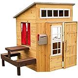 Kidkraft - 182 - Maison De Jardin - Cabane Pour Enfants D'extérieur Moderne