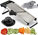 Mandoline Food Slicers Review and Comparison