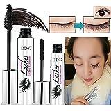 gaddrt 4D Mascara Cream Makeup Lash Cold Wasserdichte Mascara Wimpernverlängerung