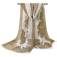 Pacyer® Chiffon Sciarpa Donna Elegante Stile Indiano