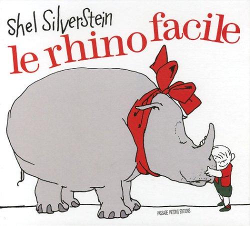 Le rhino facile : Edition bilingue français-anglais