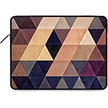 DailyObjects Bayzh Ballistic Nylon Zippered Sleeve for 13-inch Laptop/MacBook(Multicolour)