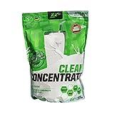 ZEC+ WHEY CLEAN CONCENTRATE Protein Shake | fantastischer Geschmack | ~20% BCAAs | ~45% EAAs | für gesunden Muskelaufbau | Eiweiß-Konzentrat | Made in Germany | Geschmack NUSS NOUGAT 1 kg