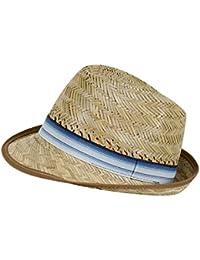 EveryHead Fiebig Paglietta Cappello di Estate Coneflower Protezione Solare  da Bambino Paglia Ragazze Bambini con Fascia c115c521eedc