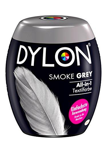faerbemittel grau DYLON Smoke Grey -Dyepod, 1er Pack (1 x 350 g)