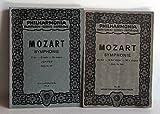 1. Symphonie C-dur - Jupiter. Köch. No. 551 -(Philharmonia No. 6) / 2. Symphonie Es-dur - Jupiter. Köch. No. 543 -(Philharmonia No. 56) - - -