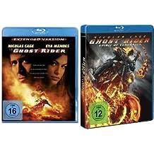 Ghost Rider & Ghost Rider: Spirit of Vengeance im Set - Deutsche Originalware