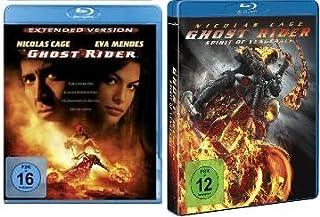 Ghost Rider & Ghost Rider: Spirit of Vengeance im Set - Deutsche Originalware [2 Blu-rays]