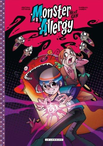 Monster Allergy Next Gen - tome 1 - Monster Allergy Next Gen (compil. des t. 21, 22 et 23) par Artibani Francesco, Centomo Katja