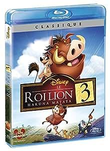 Le Roi Lion 3: Hakuna Matata [Blu-ray]