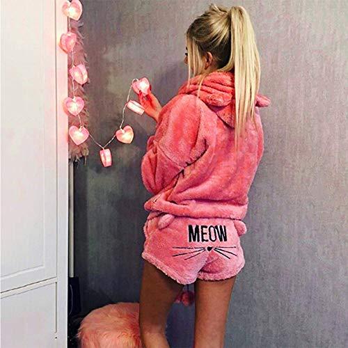 Lispeed Pyjamas Kostüm Tier Schlafanzug Cosplay Karneval ()