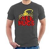 Free Hugs Facehugger Alien Men's T-Shirt