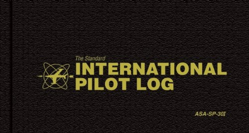 The Standard International Pilot Log