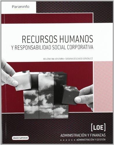ebook Recursos humanos y responsabilidad social corporativa