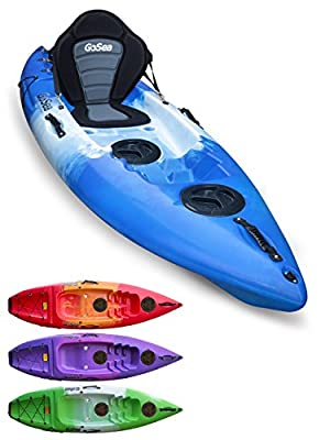 GoSea Vortex II Sit on Top Single Kayak from GoSea