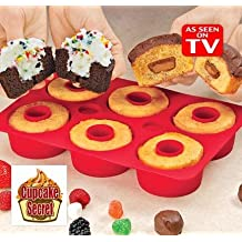 Cupcake secret set 6 stampi per dolci
