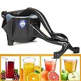 Best exprimidores de jugo de naranja - Exprimidores manuales,Exprimidor Limón Manual, Exprimidor Manual de Acero Review