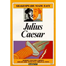 Julius Caesar (Shakespeare Made Easy (Paperback))