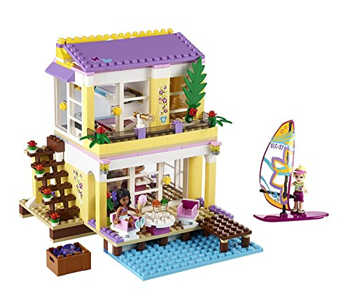 LEGO Friends - La casa de la playa de Stephanie (41037)