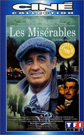 Les Misérables [VHS]