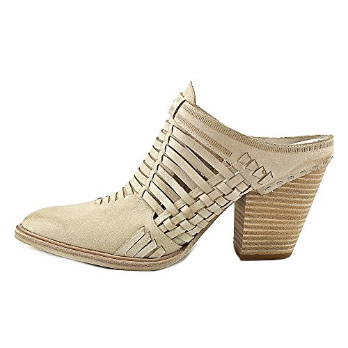 Dolce Vita Heeley Cuir Mules Light Taupe