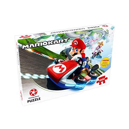 Puzzle 1000 Mario Kart Funracer