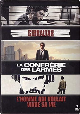 Coffret 3 DVD : Gibraltar + La Confrérie des Larmes