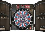 Elektronik Dartboard BULL'S Master Score RB Sound Funktion bis Level 5. 38 Spiele mit 323 Variationen. Zubehör: 12 Darts