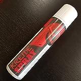 1 Flasche Sprühkreide, 400 ml, zur vorübergehenden Gestaltung, Beschriftung, Markierung, uvm. FARBE NACH WAHL (rot)