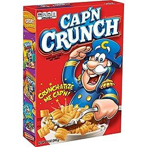 Quaker Cap'N Crunch Cereals - Grande Formato - 40 g 1 spesavip