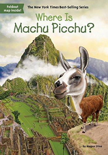 Where Is Machu Picchu? (Where Is?) (English Edition)