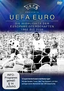 UEFA Euro - Die Highlights der Europameisterschaften: 1960-2008 [3 DVDs]