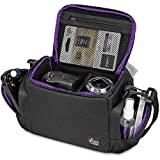 Camera Bag Case by Altura Photo for DSLR, Coolpix, Powershot, Mirrorless, Compact Cameras