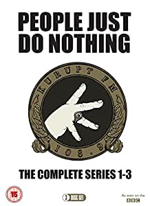 People Just Do Nothing - Series 1-3 [DVD]