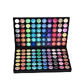 KRABICE Eyeshadow Palette,Bold and Bright Collection, Vivid,Eyeshadow Eye Shadow Palette Makeup Kit Set(120 Eyeshadow Palette) - Pattern 2