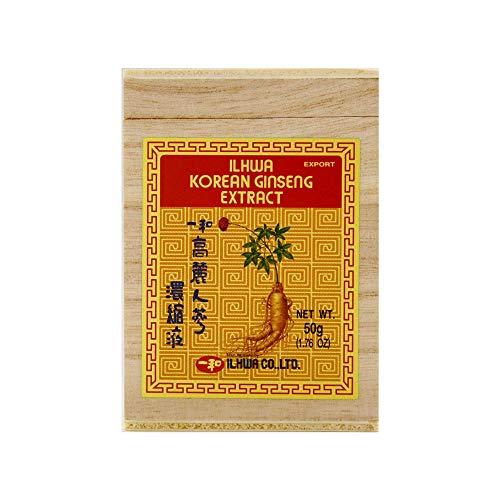 Il Hwa Ginseng | Reiner koreanischer Ginseng-Extrakt | 50G