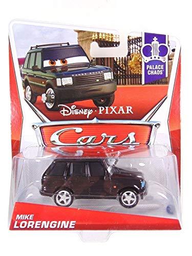 Disney Pixar Cars Mike Lorengine (Palace Chaos Series) - Voiture Miniature Echelle 1:55