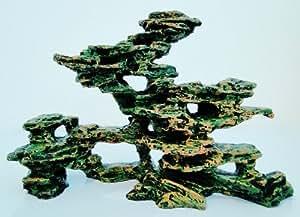 Boyu underwater rock formation for aquarium fish tank for Fish tank decorations amazon