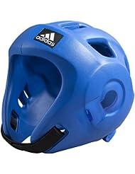 adidas Casco protector Adizero Moulded Headguard, azul, L, ADIBHG028