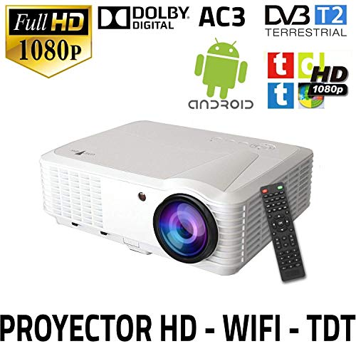 Unicview HD250 - Proyector WIFI