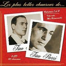 Les plus belles chansons de Tino Rossi Vol 1 & 2
