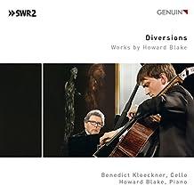 Blake: Diversions - Werke für Cello & Klavier