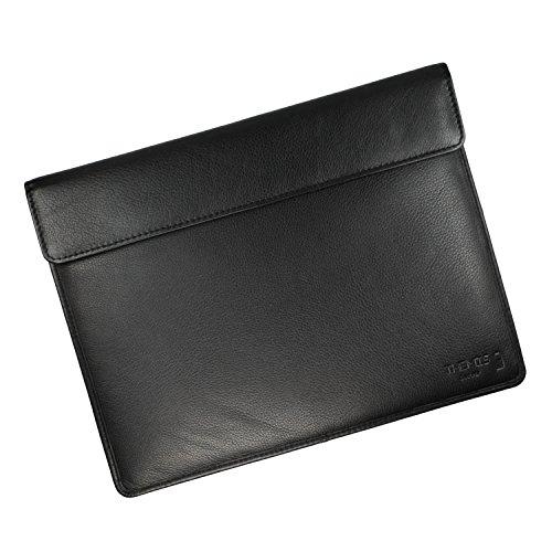 THEMIS Security Ultimate GEN 5 Leder Tablet Hülle - 4 Lagen Abschirmung, WLAN/GSM/LTE/RFID/NFC Abschirmhülle geeignet für iPad 2,3,4, Air und Pro 9,7 Zoll (Gsm Tablet)